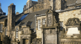 Greyfriars Kirkyard, UK